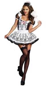 order halloween costumes online maid to order womens costume halloween french