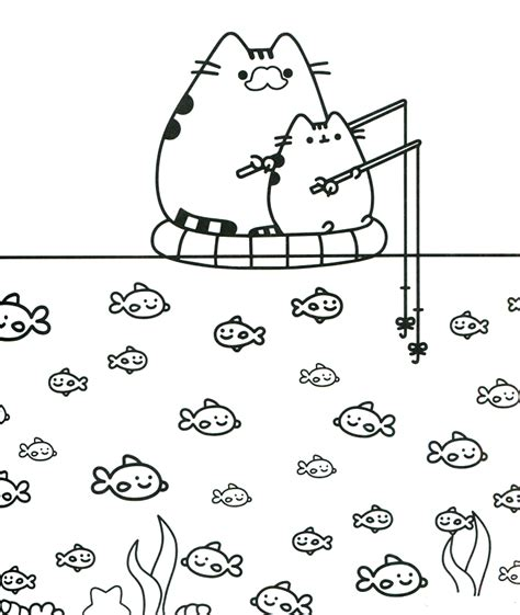 coloring pages of pusheen 20 free pusheen coloring pages to print