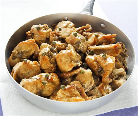 come cucinare la beccaccia alla cacciatora ricetta coniglio alla cacciatora cucchiaio d argento