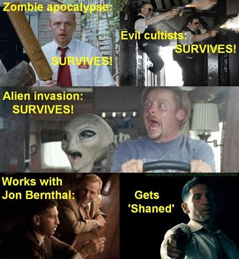 Shaun Of The Dead Meme - the walking dead memes the walking dead funny memes