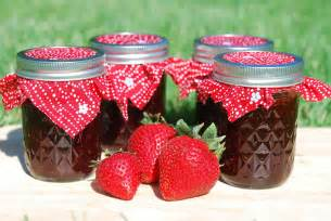 gt strawberry jam without pectin