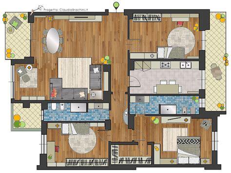 Piantina Appartamento by Home Staging Appartamento Vuoto Corso Orbassano