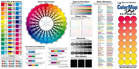cmyk color chart color chart rgb cmyk with emotion references color
