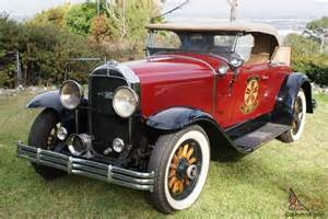 1929 Buick For Sale 1929 Buick Rumble Seat Roadster Model 29 44 Roadworthy