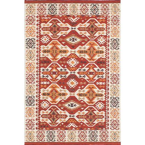 Burgundy Area Rugs 8 X 10 Ecarpet Gallery Antalya Burgundy Wool Kilim 8 Ft X 10 Ft Area Rug 224478 The