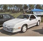 1990 Dodge Shelby Daytona White Fvl 2004 CEMA F