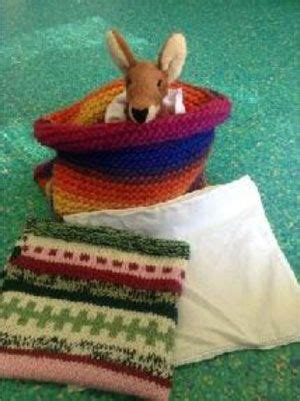 knitting for wildlife knitting and sewing pouches for possums and smaller