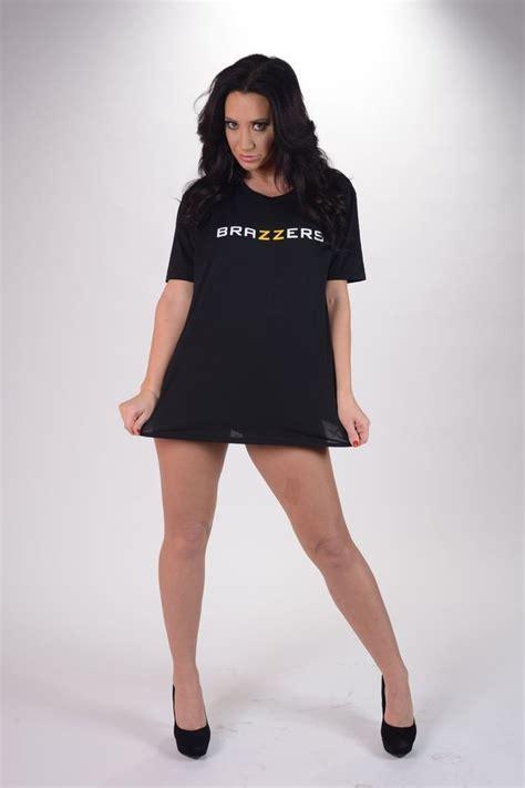 Kaos T Shirt Brazzer 0 1 White new t shirt brazzersgear