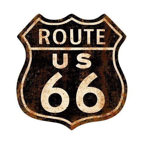 Route 66 Also Search For Route 66 Metal Sign Ebay