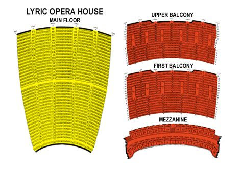 lyric opera house baltimore seating chart for lyric opera house baltimore motorcycle review and galleries