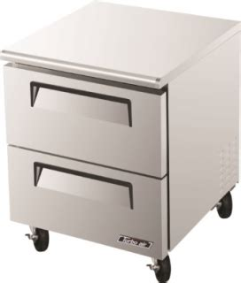 under bench fridge drawers commercial work top bench fridge with refrigerated drawers