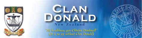 donald macdonald banner of truth usa clan donald new zealand