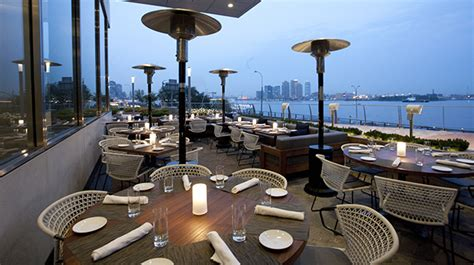 best rooftop restaurants best rooftop restaurants in nyc for dining with a view