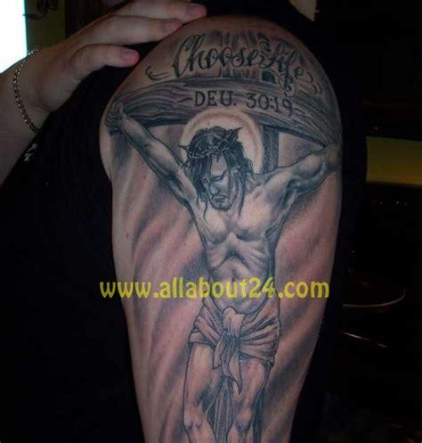 sexy cross tattoos jesus cross tattoos