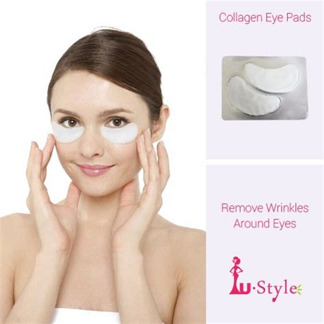 Collagen Eye u style collagen eye pads 30 pair