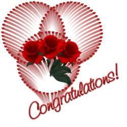 heartiest congratulations free flowers ecards greeting
