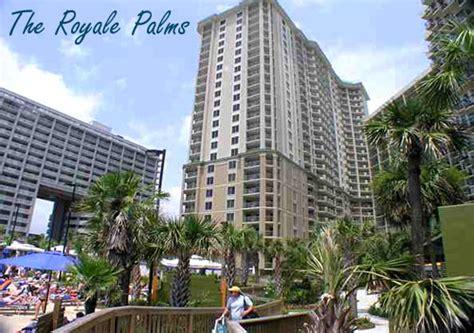 royal palms condominiums myrtle sc royale palms condos for sale in kingston shores