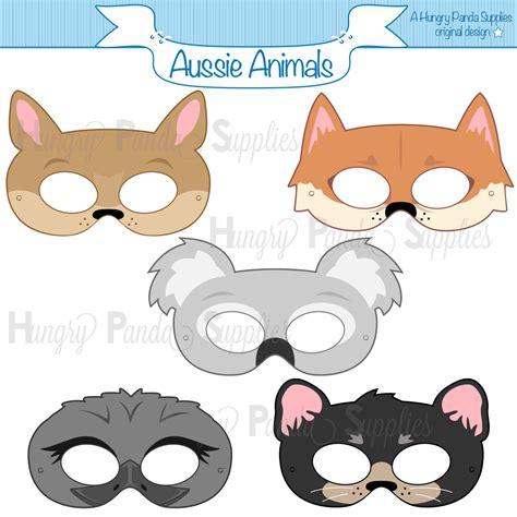 printable possum mask best photos of australian animal mask templates koala