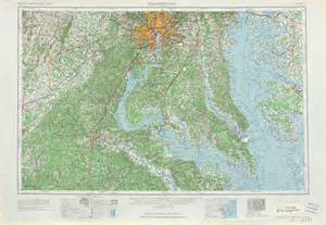 topo map eastern us rocks and ridges the geology of virginia eastern us maps