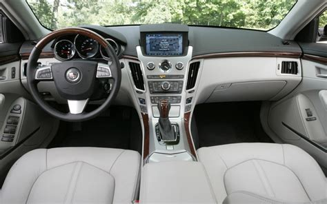 Cadillac Cts Interior by Drive 2010 Cadillac Cts Sport Wagon Photo Gallery