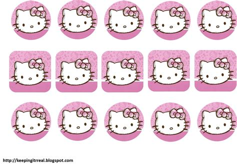 hello kitty party pack free printables keeping it real
