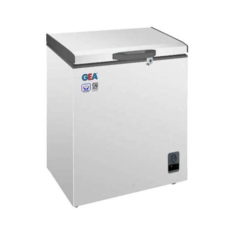 Freezer Box Merk Rsa jual gea getra rsa ab 106 r chest freezer harga