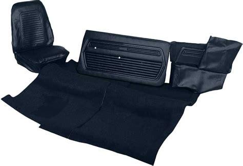 camaro upholstery kits camaro parts interior soft goods interior upholstery