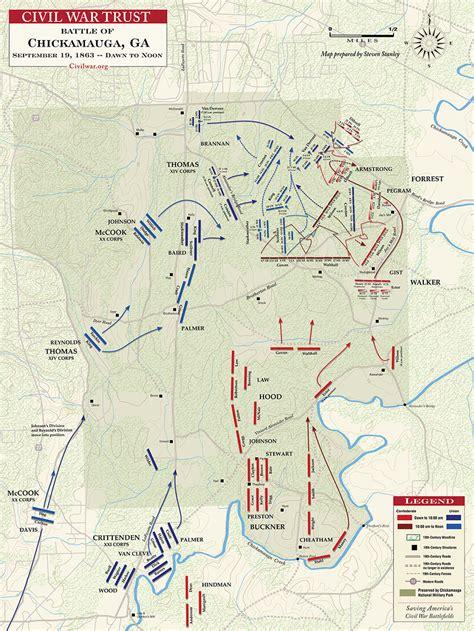 battle  chickamauga  ben  preston  skyler