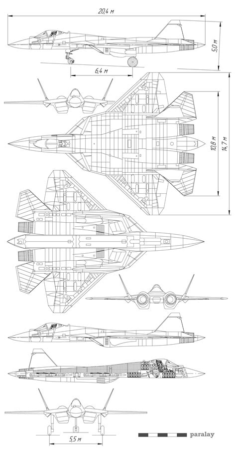 F Drawing Design by The F 22 And F 35 Killer Finally Captured In