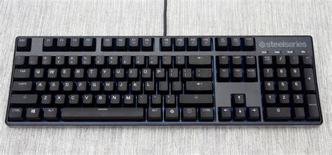Keyboard Steelseries Apex M500 capsule review steelseries apex m500 gaming mechanical keyboard