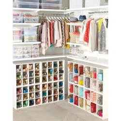 Shop Closet Organizers 12 Pair Shoe Organizer The Container Store