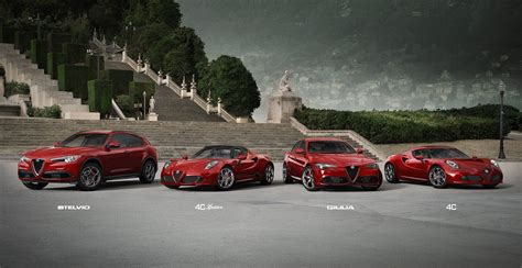 Alfa Romeo 4c Usa Dealers by Alfa Romeo Sports Cars Suvs Official Alfa Romeo Site