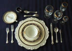 Formal Table Settings Cutler Design How To Set A Table