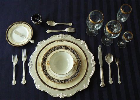 table setting cutler design how to set a table