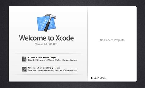 design ios app xcode xcode tutorial create our first xcode project