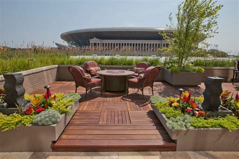 Roof Gardens Ideas 21 Roof Top Garden Designs Decorating Ideas Design Trends