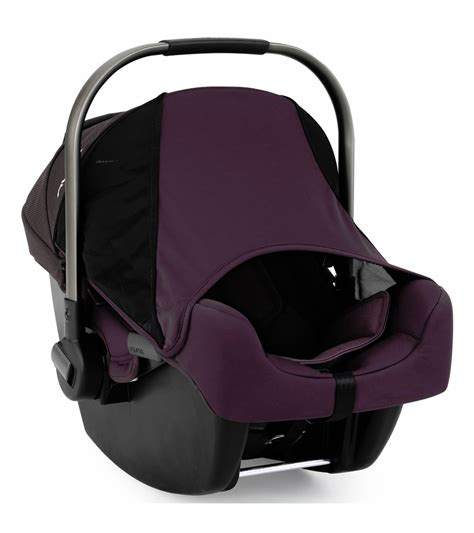 nuna baby seat nuna pipa infant car seat blackberry