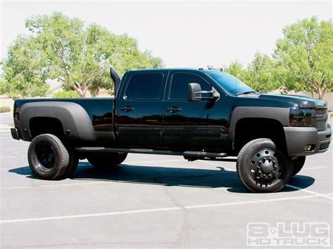 chevy silverado 3500 2008 chevy silverado 3500 custom truck 8 lug magazine