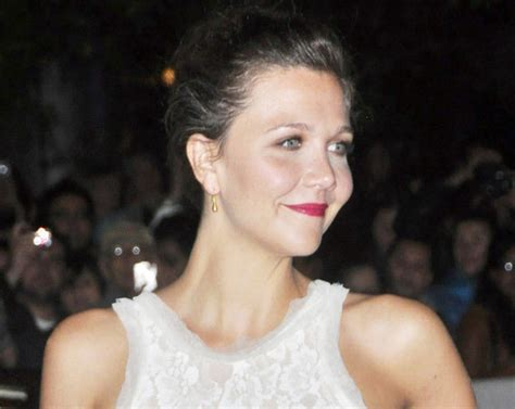 Gives Birth The Blemish by Maggie Gyllenhaal Gives Birth The Blemish