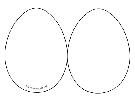easter card templates easter egg template sadamatsu hp