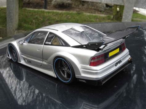 opel calibra race car opel calibra dtm street ut models diecast model car 1 18