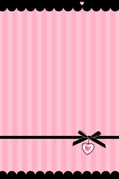 wallpaper pink bow pink bow wallpaper free printable pinterest iphone