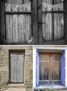 French Country Kitchen Curtain Ideas by Windows Amp Window Treatments On Pinterest Window