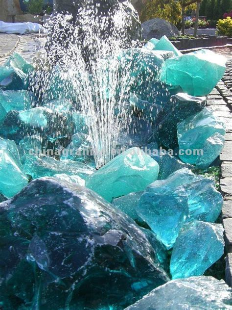 Landscaping Glass Mulch Buy Landscaping Glass Mulch Glass Landscape Rocks