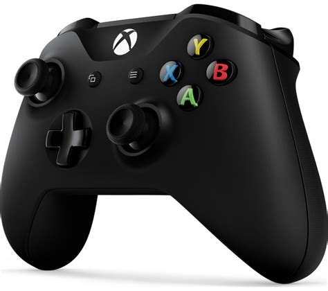 Microsoft Xbox Controller buy microsoft xbox one wireless controller black free delivery currys