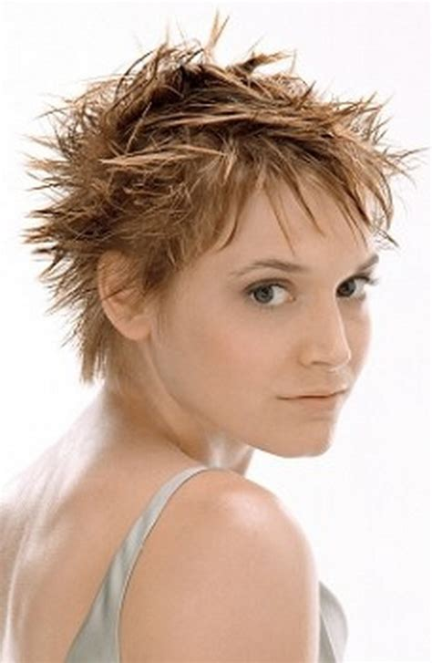 spiked hairstyles for trendy for short hairstyles short spiky hairstyles for women