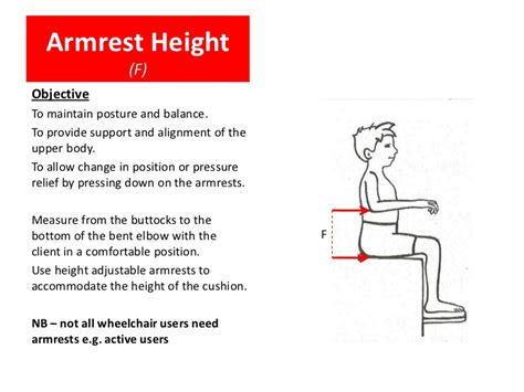 Floating High Chair Measurements For Prescription Of Wheelchair