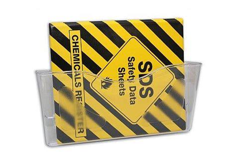 msds folder holder wall mounted safety msds folder msds folder product detail tensens