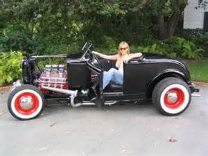 Woody downing s 32 ford roadster