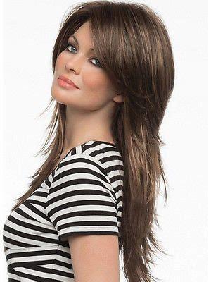 imagenes de cortes de pelo desmechado para mujeres cortes de pelo en capas para cabello largo